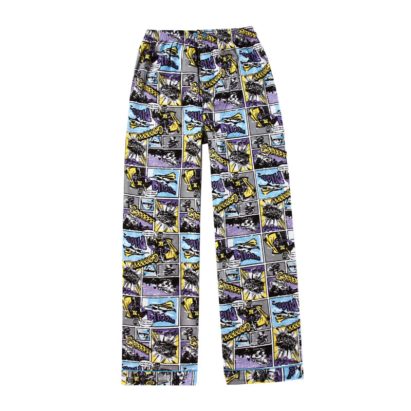 cotton flannel pajama pant-1